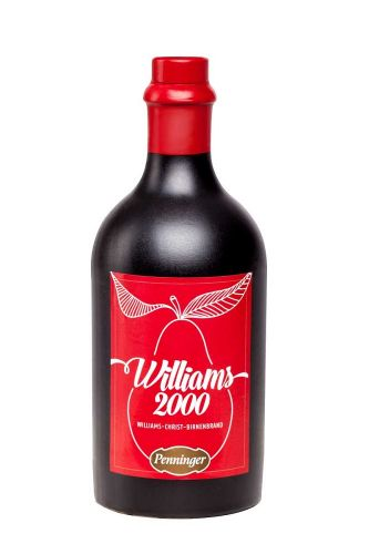 Williamsbirnenbrand 2000, 0.5 l, 40% vol.
